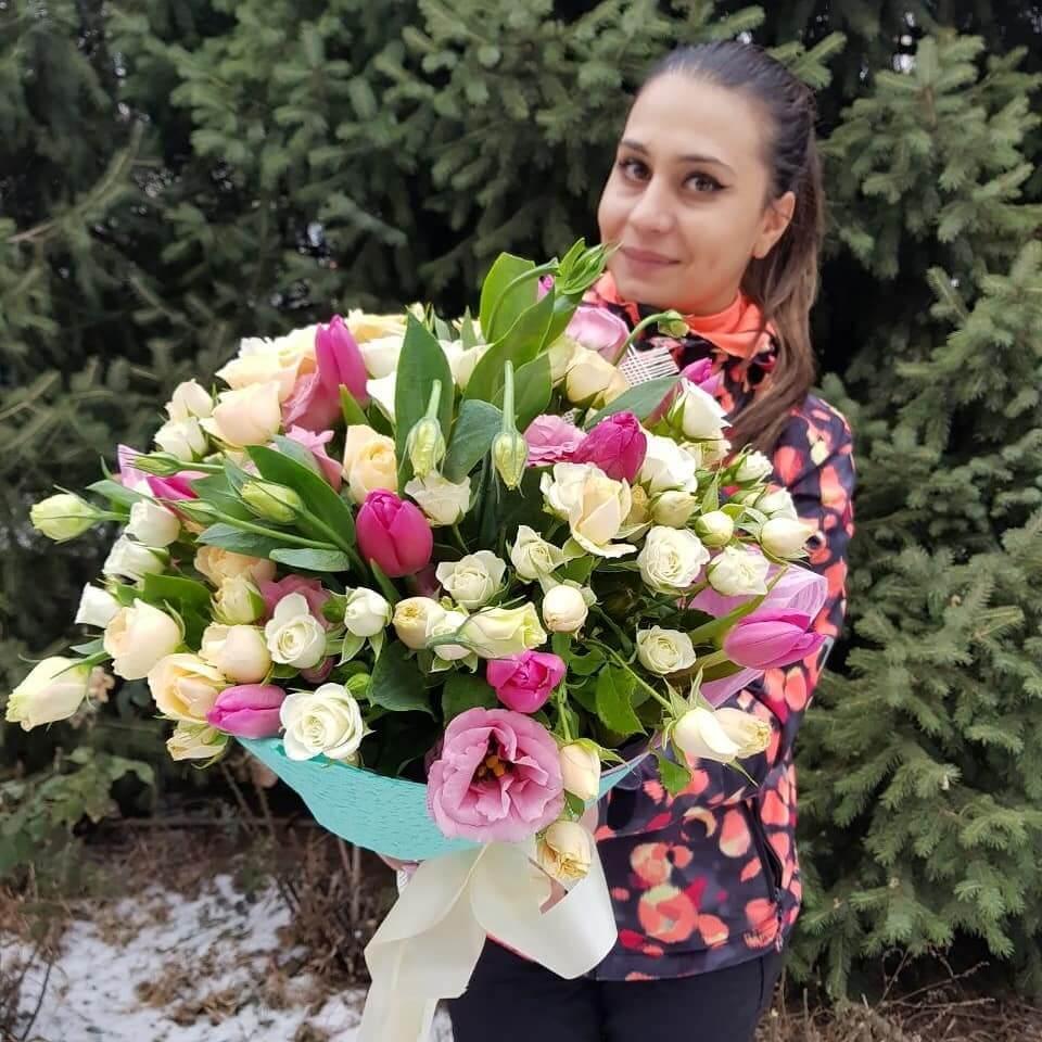 Доставка цветов в алматы круглосуточно недорого, семена цветов